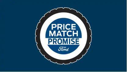 Tire Price Match Promise | Ford of Canada