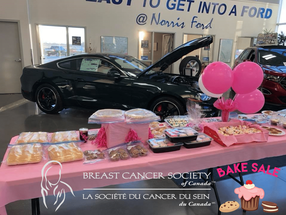 Dress for the Cause Bake Sale