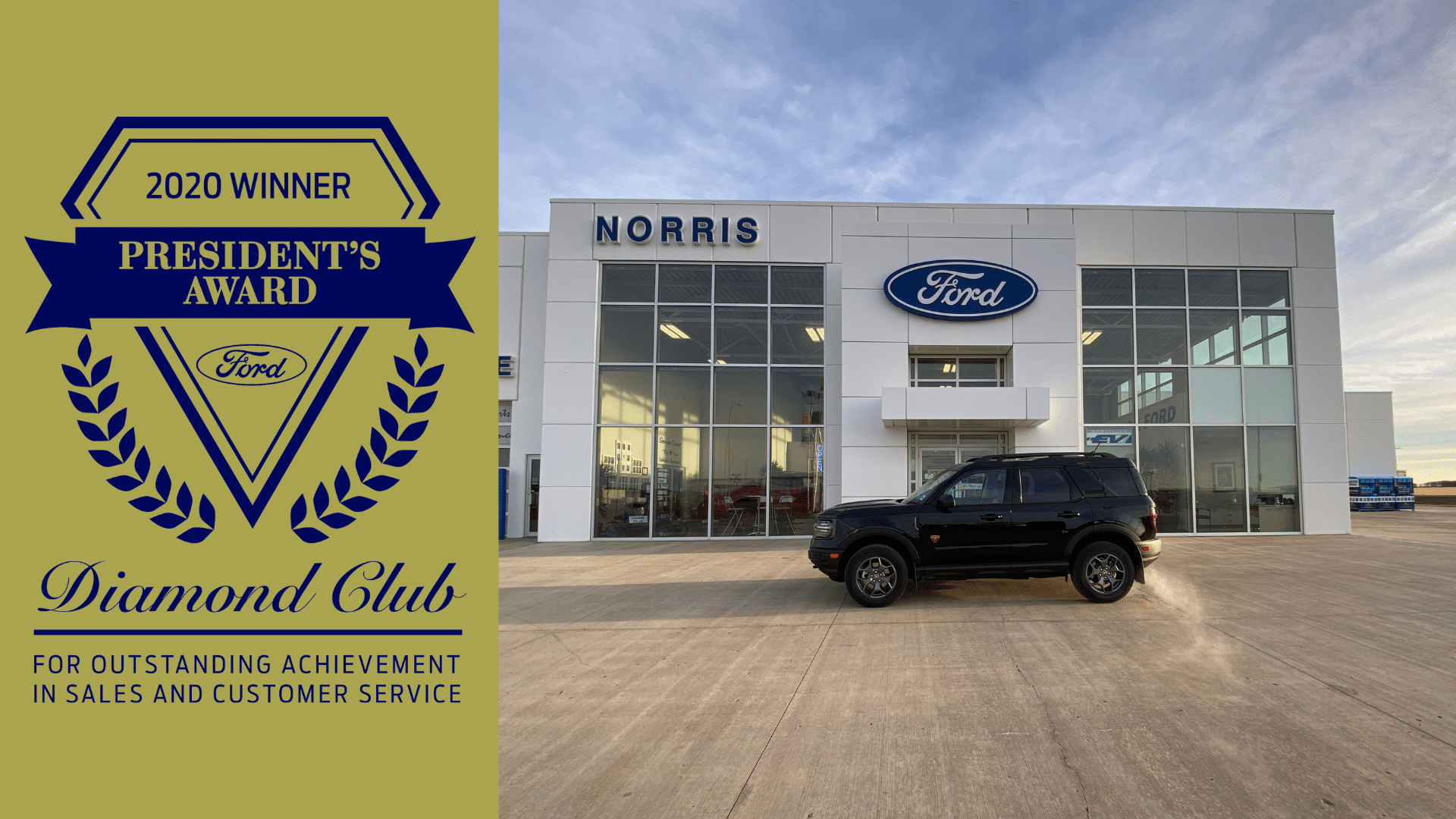 Ford Norris Ford Advantage image