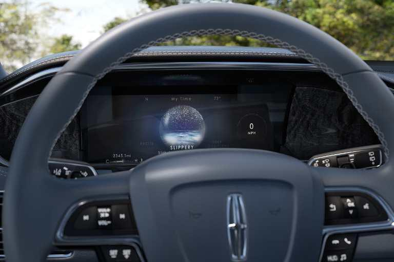 LINCOLN DRIVE MODES