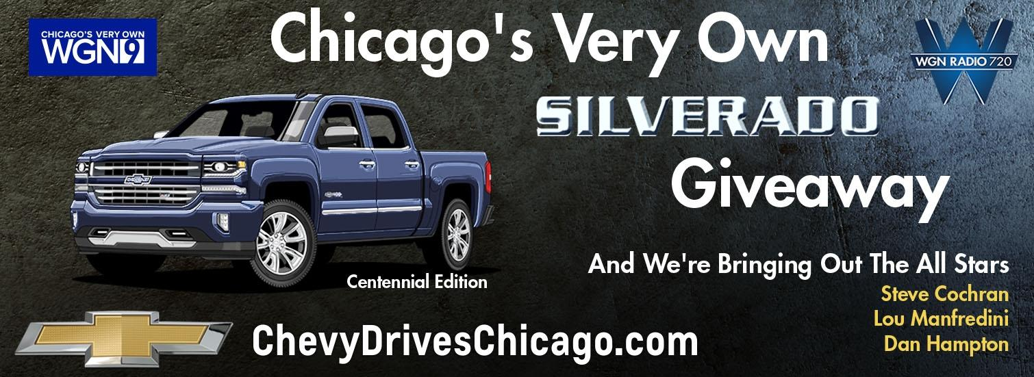 Silverado Giveaway | Chevy Drives Chicago