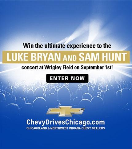 Win luke bryan concert tickets chevy drives chicago luke bryan concert tickets chevy chicago malvernweather