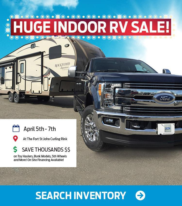 RV sales