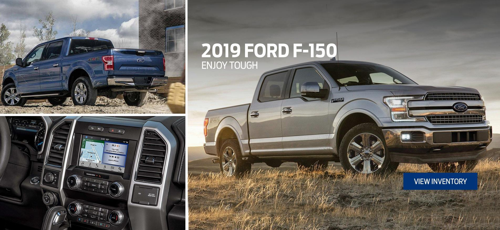 All-New 2019 F-150 Westline Ford