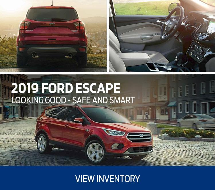 2019 Ford Escape at Westline Ford