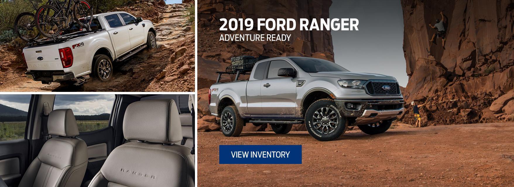 Ranger Savage Ford