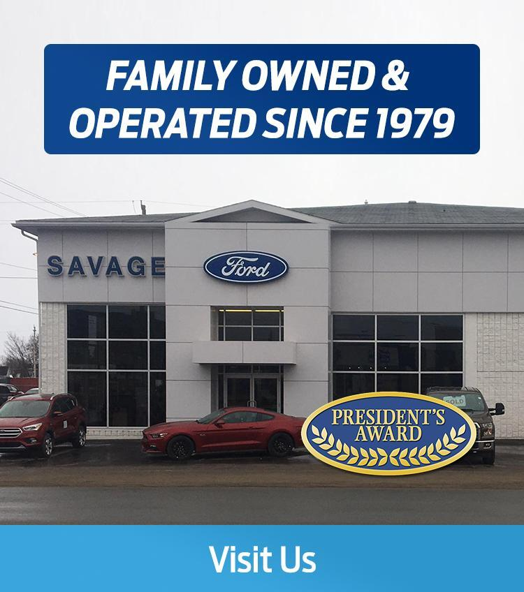 savage ford trucks