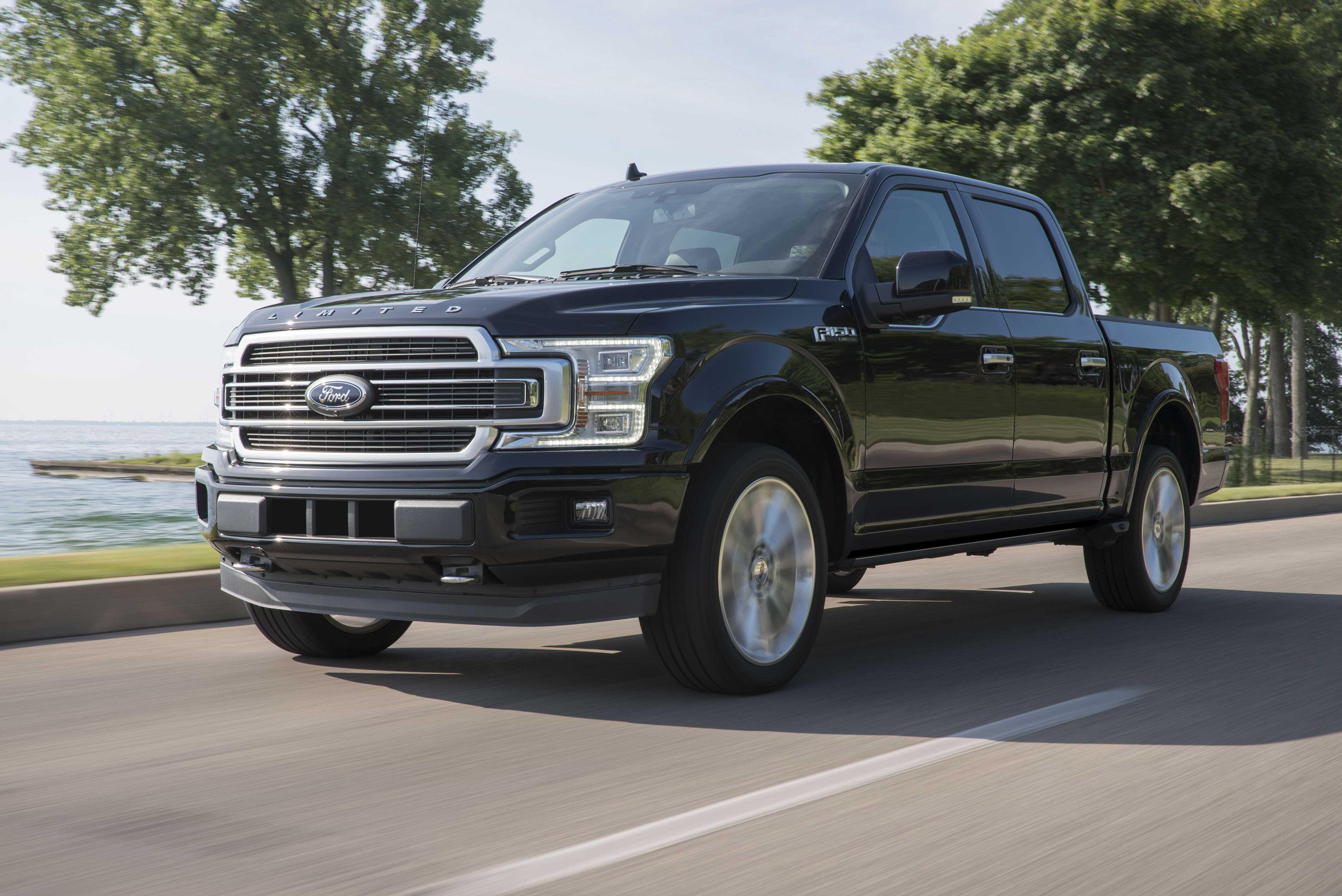 Ford affiche la meilleure valeur de camionnettes