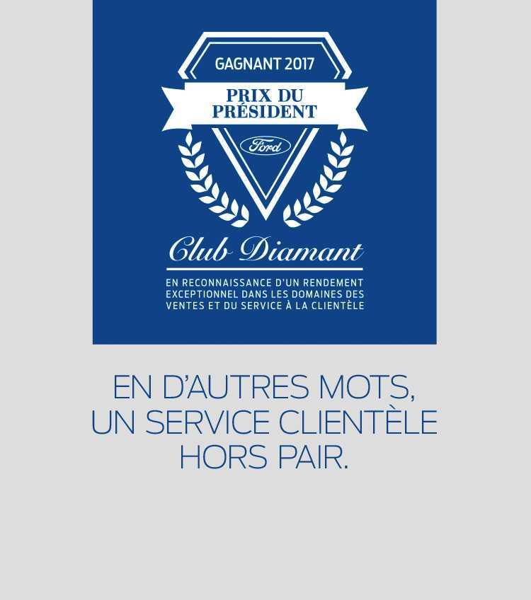 Club Diamant - Prix du Président 2017