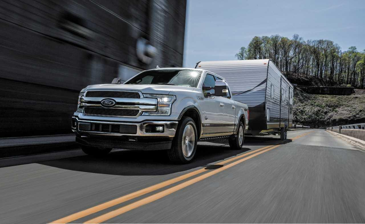Ford Power Stroke, un premier F150 diesel