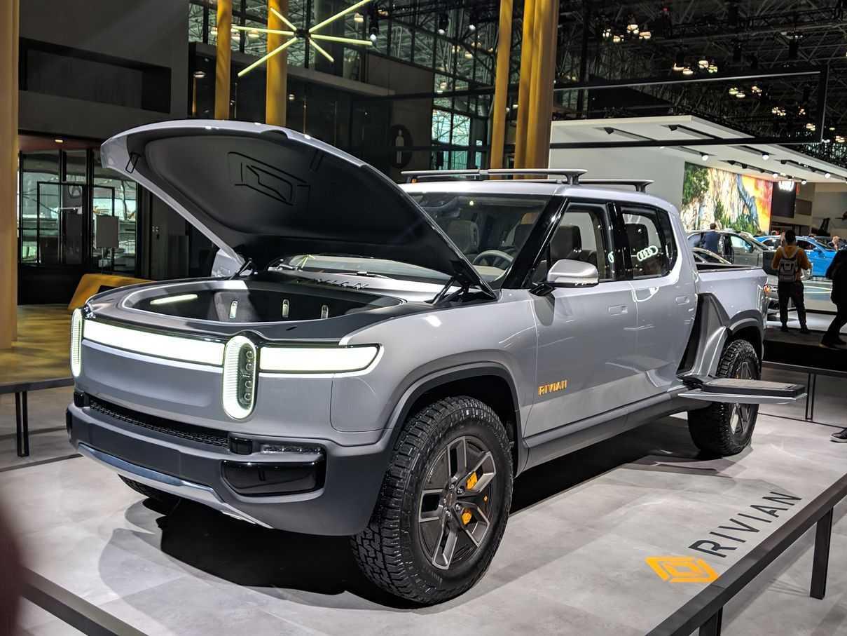 Un nouveau camion électrique pour Ford