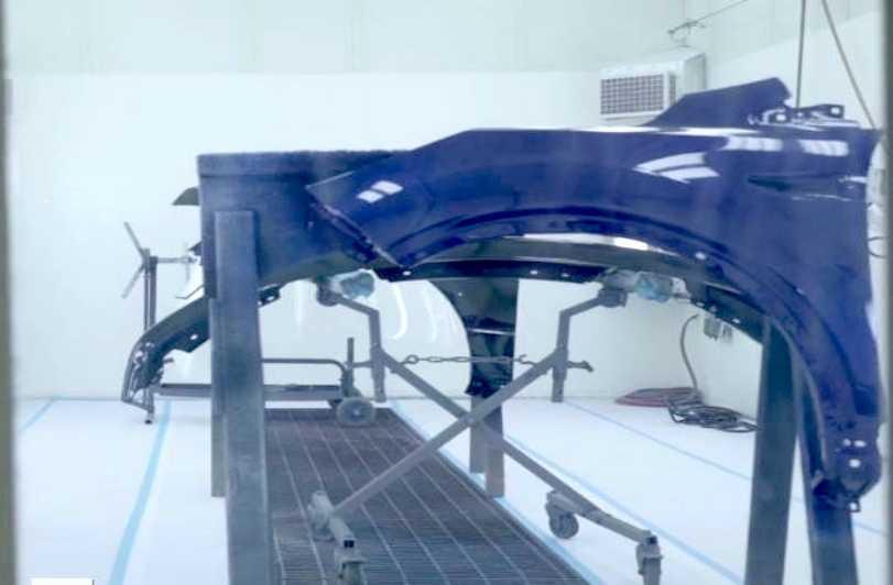 Atelier de carrosserie L'Ange-Gardien Ford