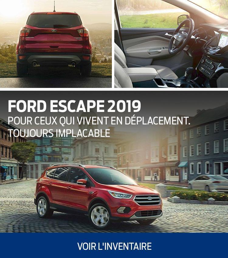 2019- Escape