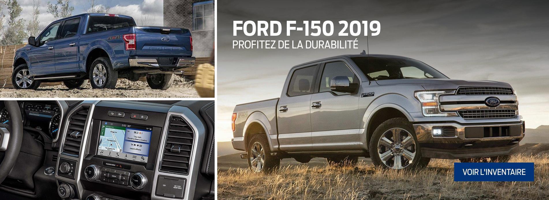 2019 – F -150