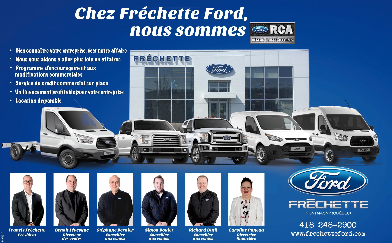 Ford Frechette