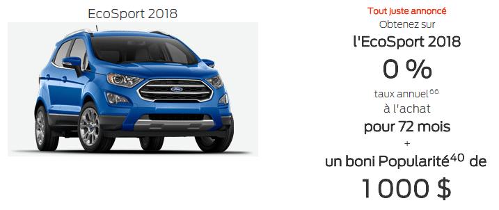 Ecosport juin