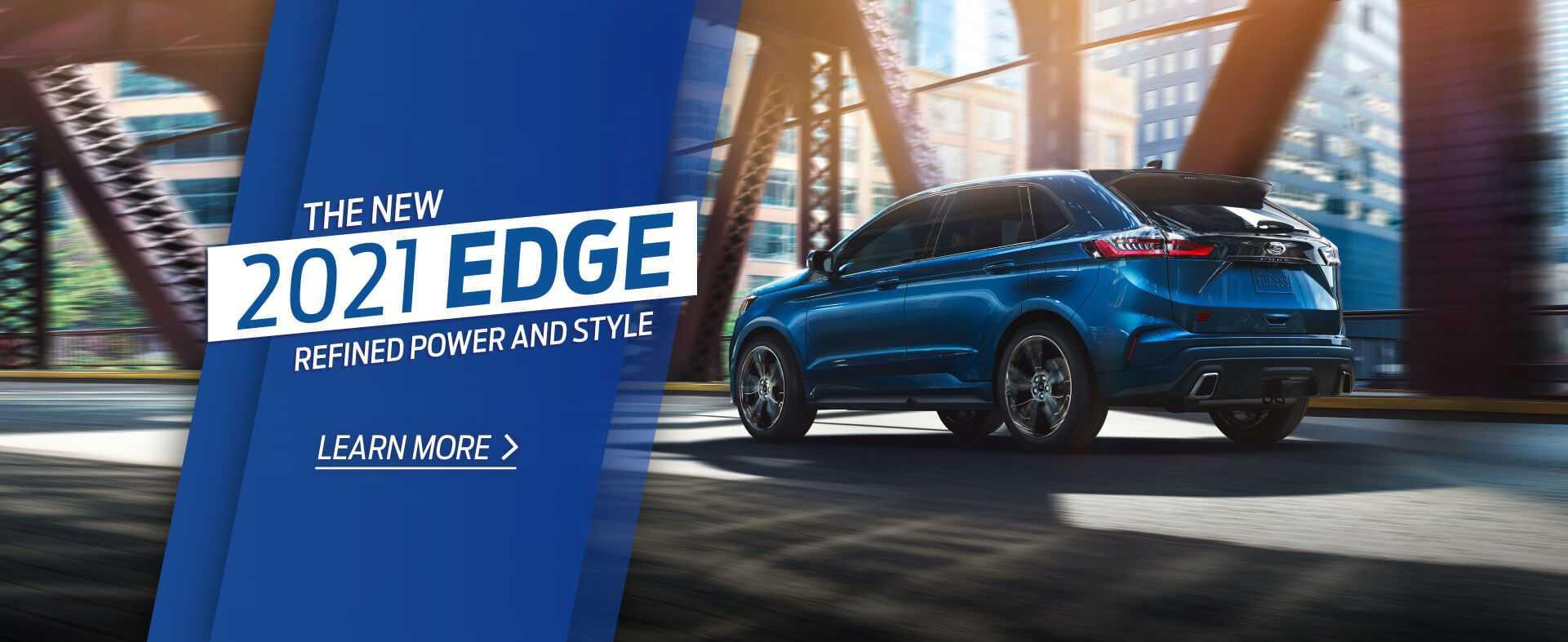 2021 Ford Edge