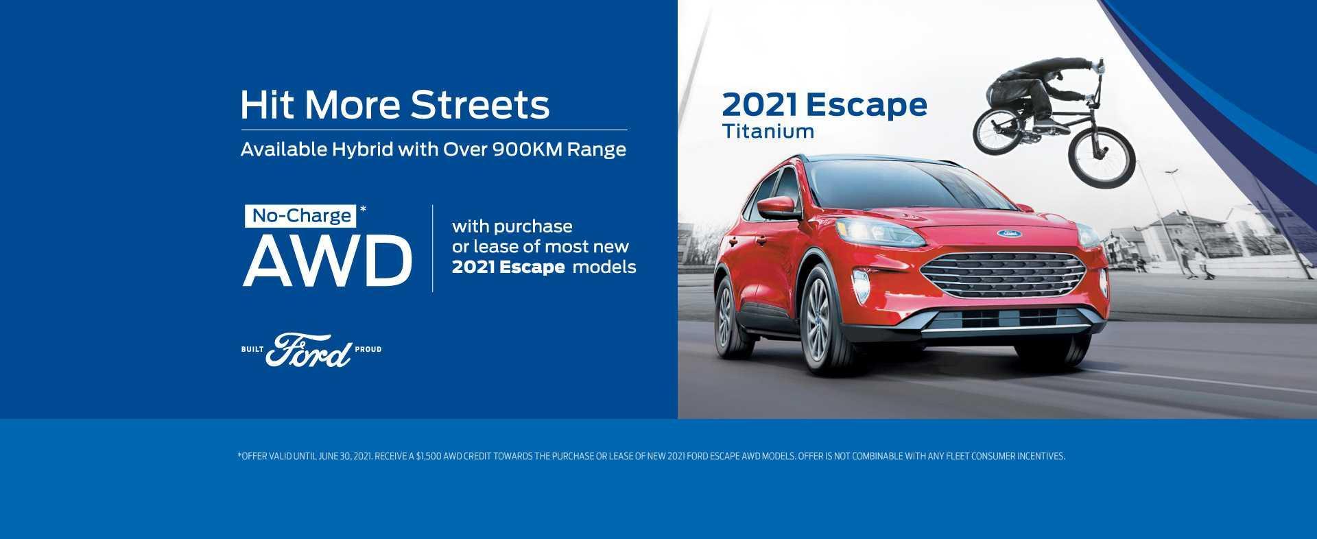 2021 Escape