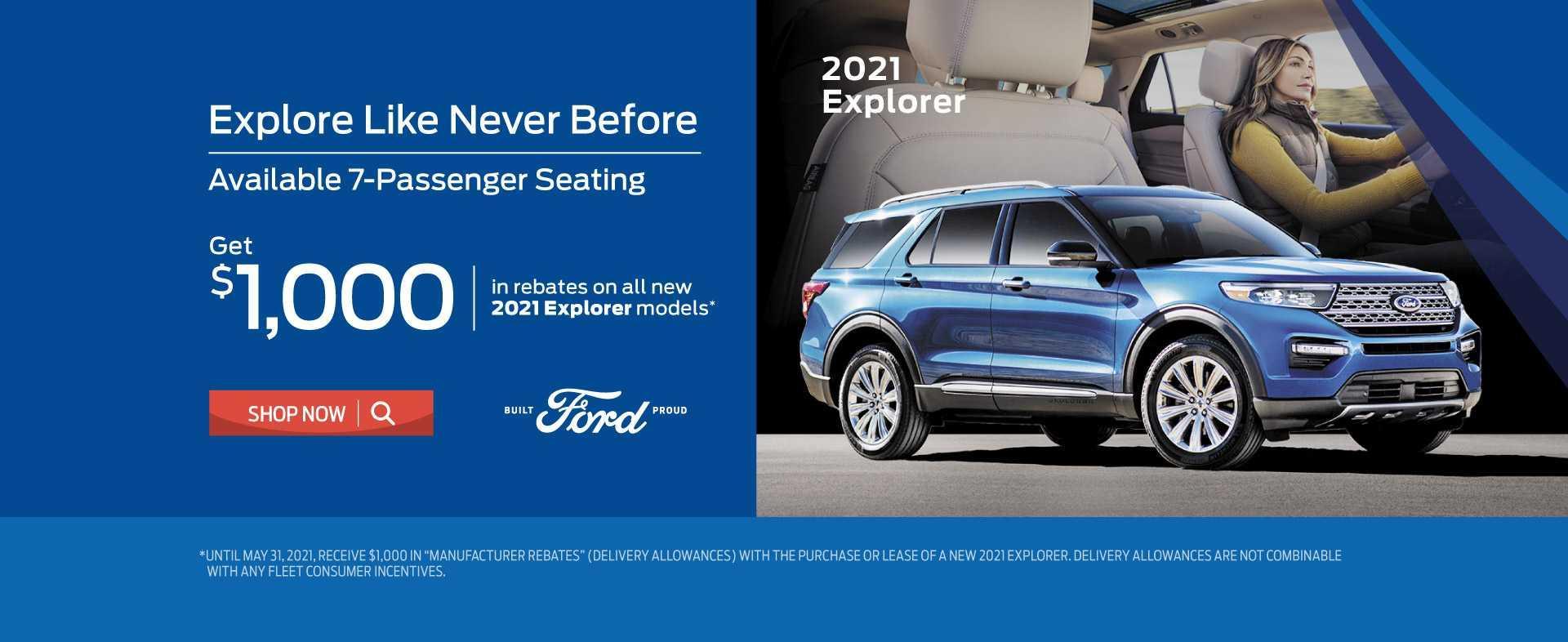 2021 Explorer