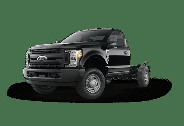 2017 Chassic Cab