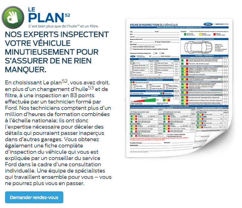 Le Plan Rockland FOrd