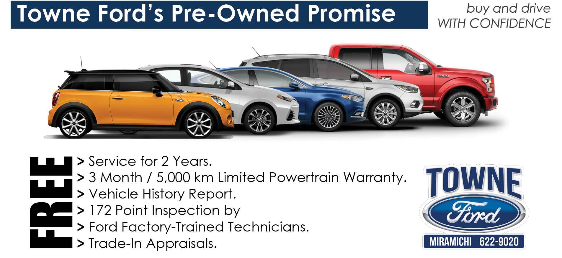 Pre-Owned Promise