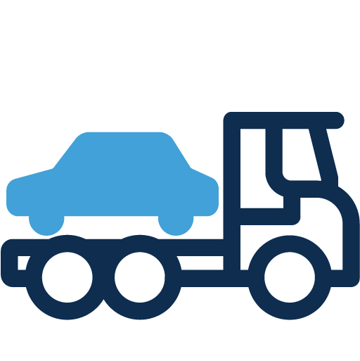 Mechanical breakdown or Accident tow
