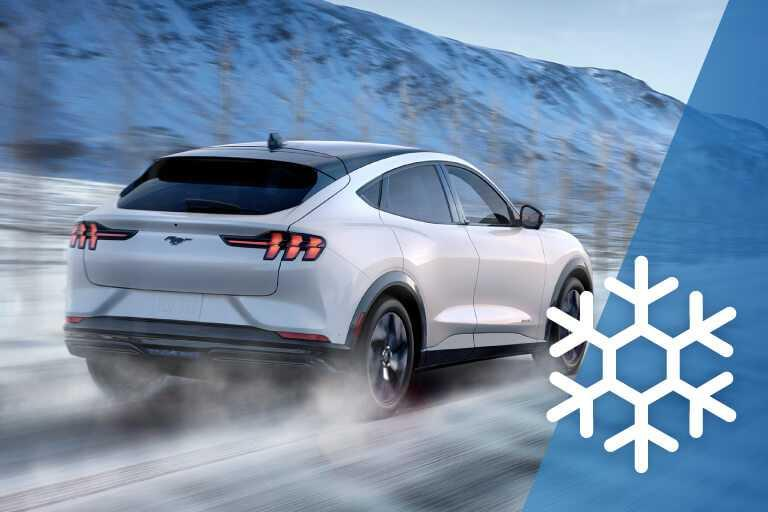 The right tires for every Ford. And every climate : Winter Tires
