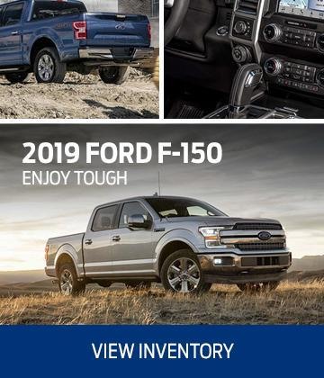 Ford & Lincoln Home 2019 Ford F-150