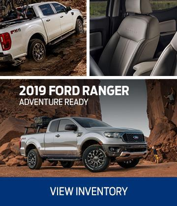 Ford & Lincoln Home 2019 Ford Ranger