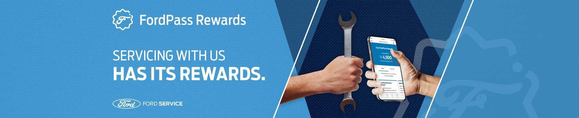 FordPass Rewards
