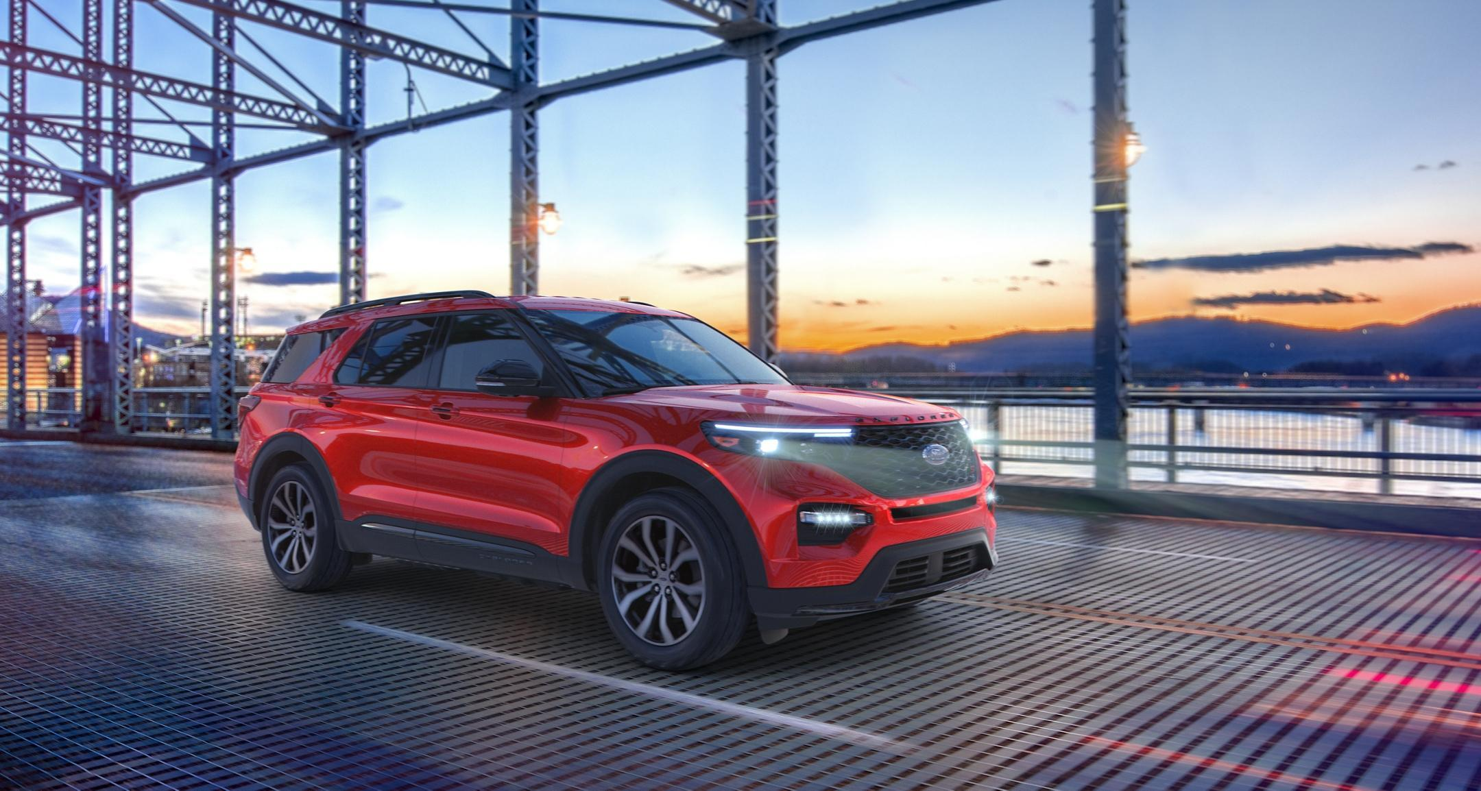 Ford 2020-explorer image