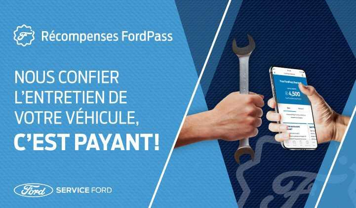 Récompenses FordPass