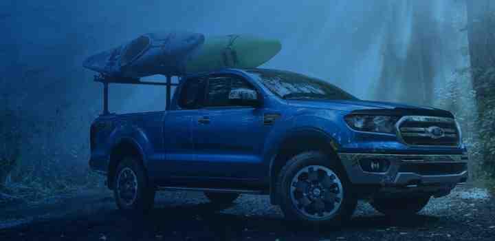 Accessoires pour votre camion Ford