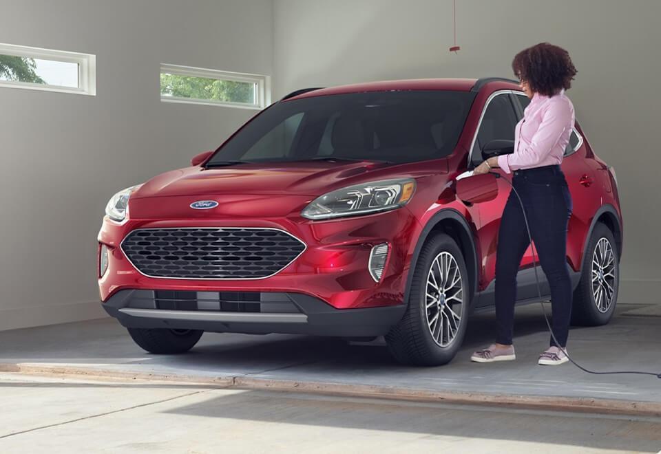 Ford Escape PHEV 2021