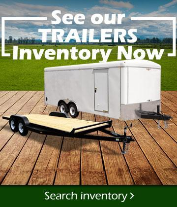 Trailer Inventory Guay's garage