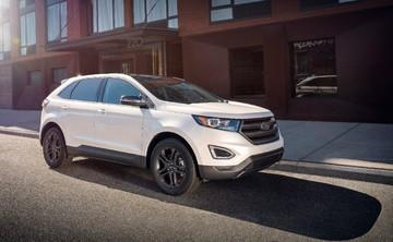 2018 Ford Edge at Van Isle Ford Sales Ltd.