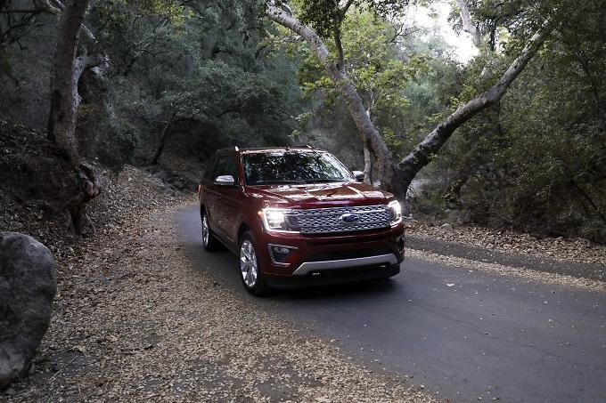 2018 Ford Expedition Full-size SUV