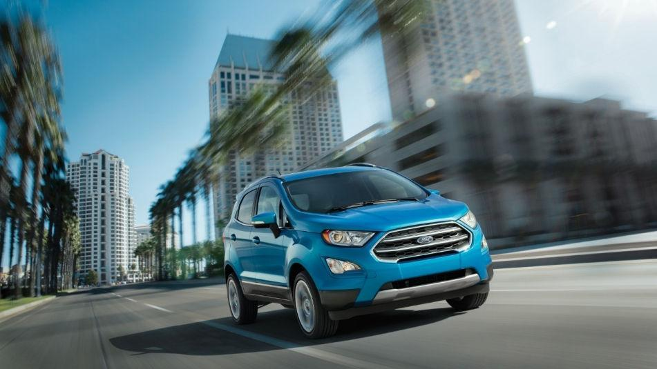 difference between the Ford Escape and Ford EcoSport