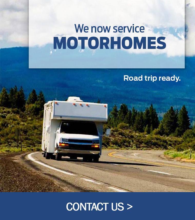 Motorhomes service