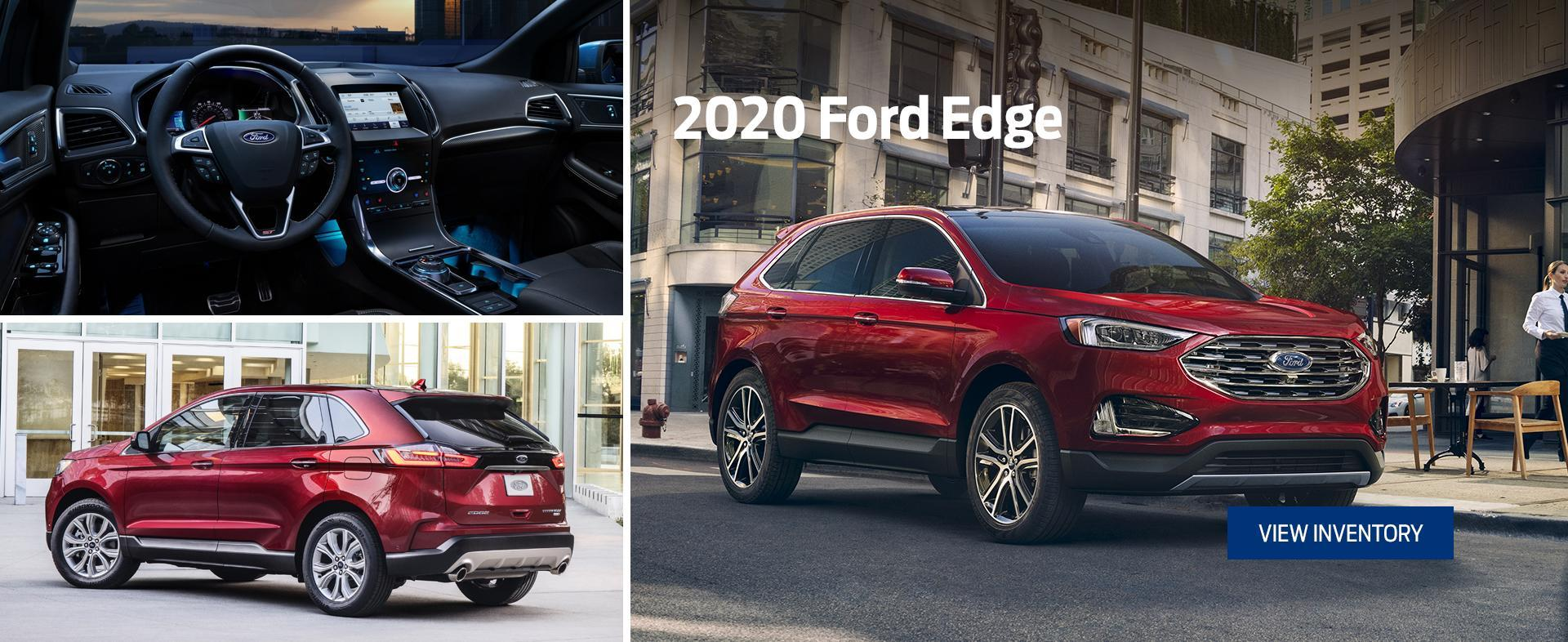 Ford Home 2020 Edge