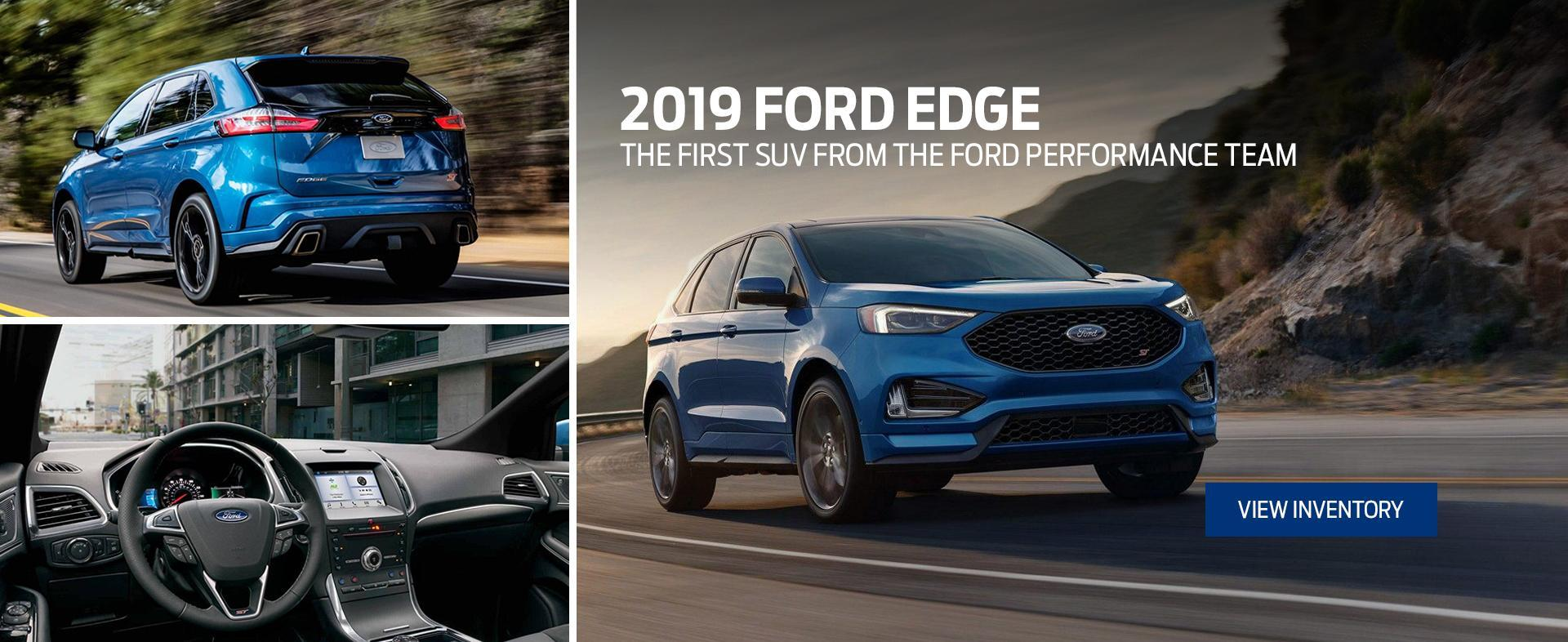 Ford Home 2019 Edge