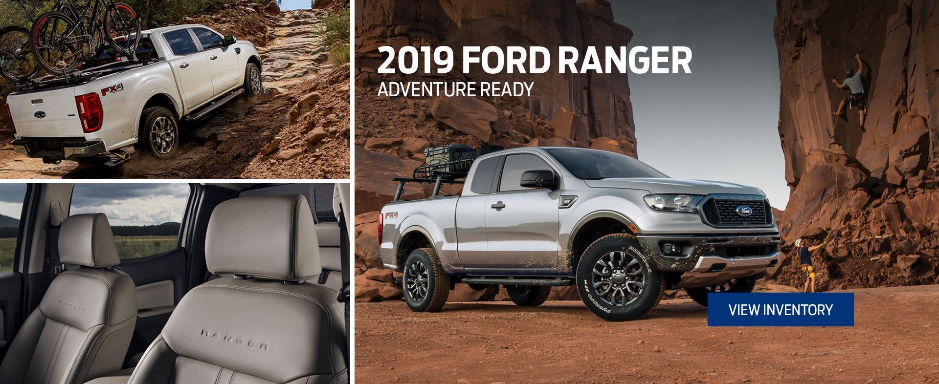 Ford Home 2019 Ranger