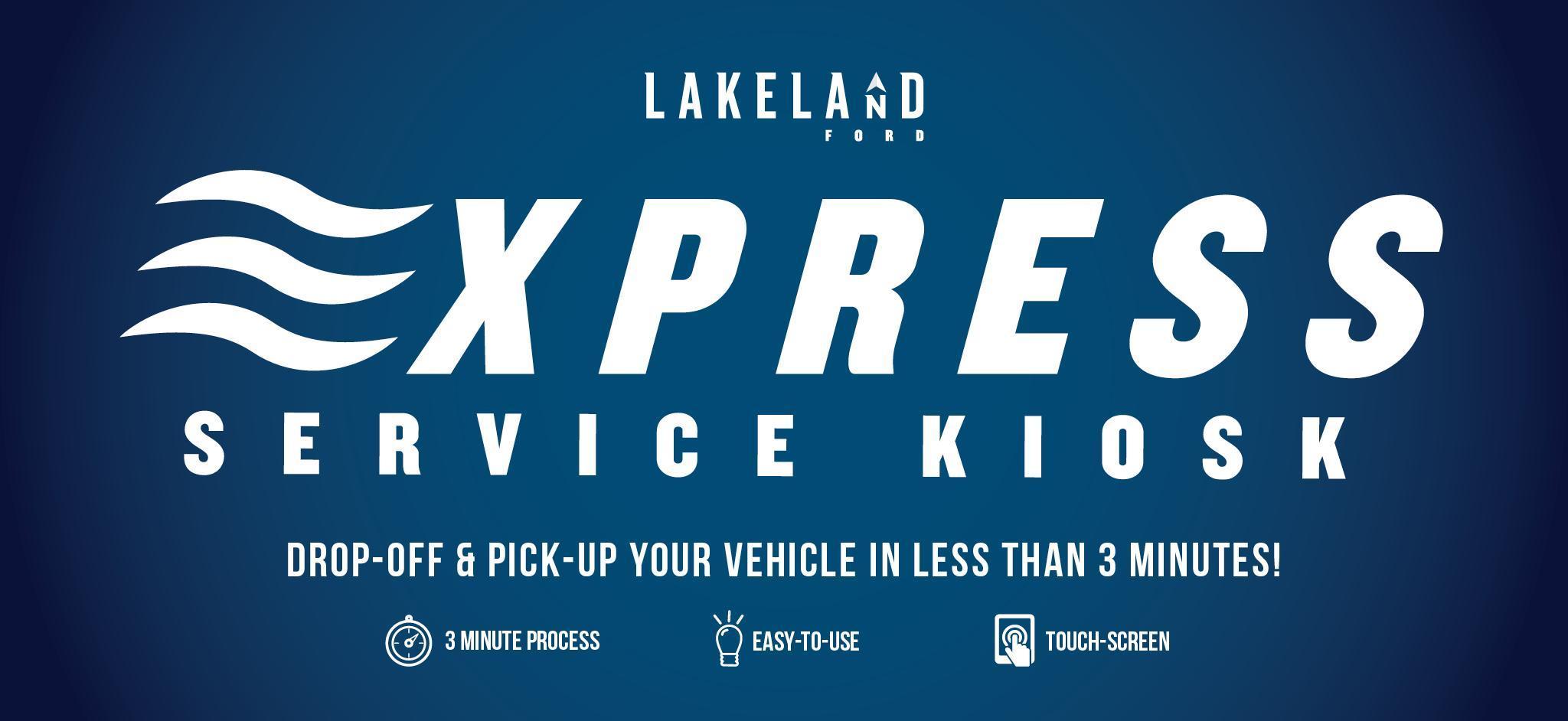 Express Service - Desktop