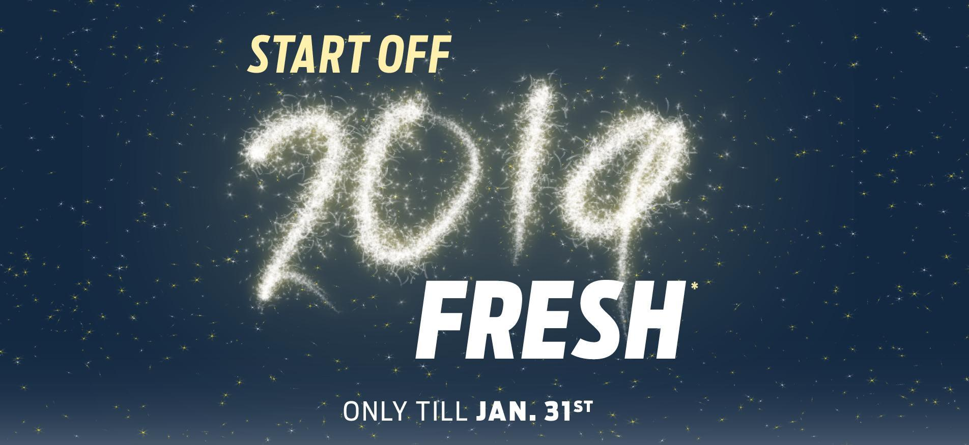 Start Off 2019 Fresh - Desktop