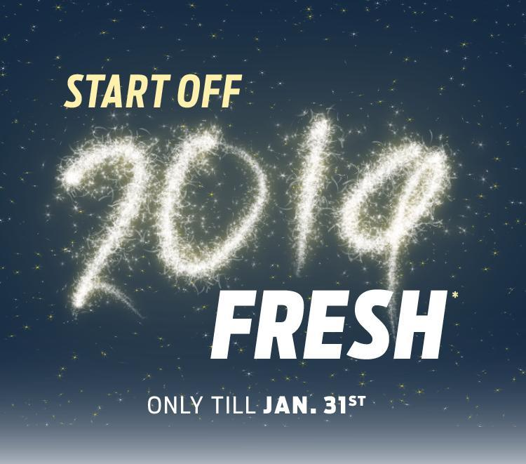 Start Off 2019 Fresh - Mobile