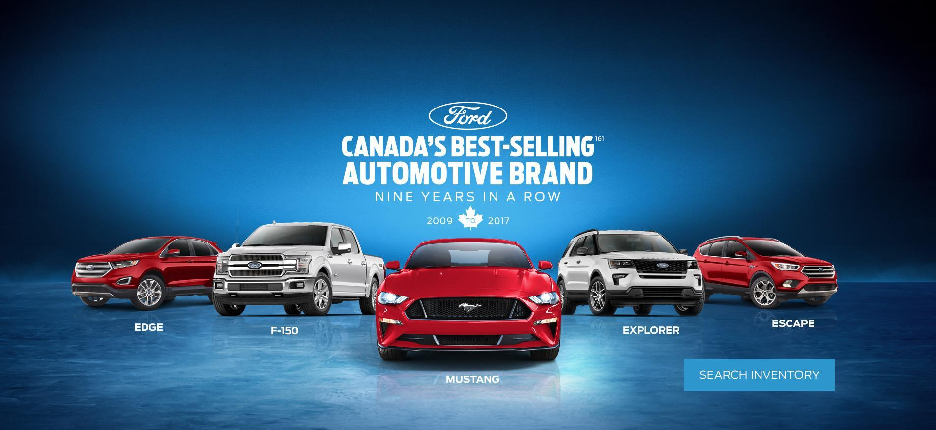 Ford July 2018 - Desktop