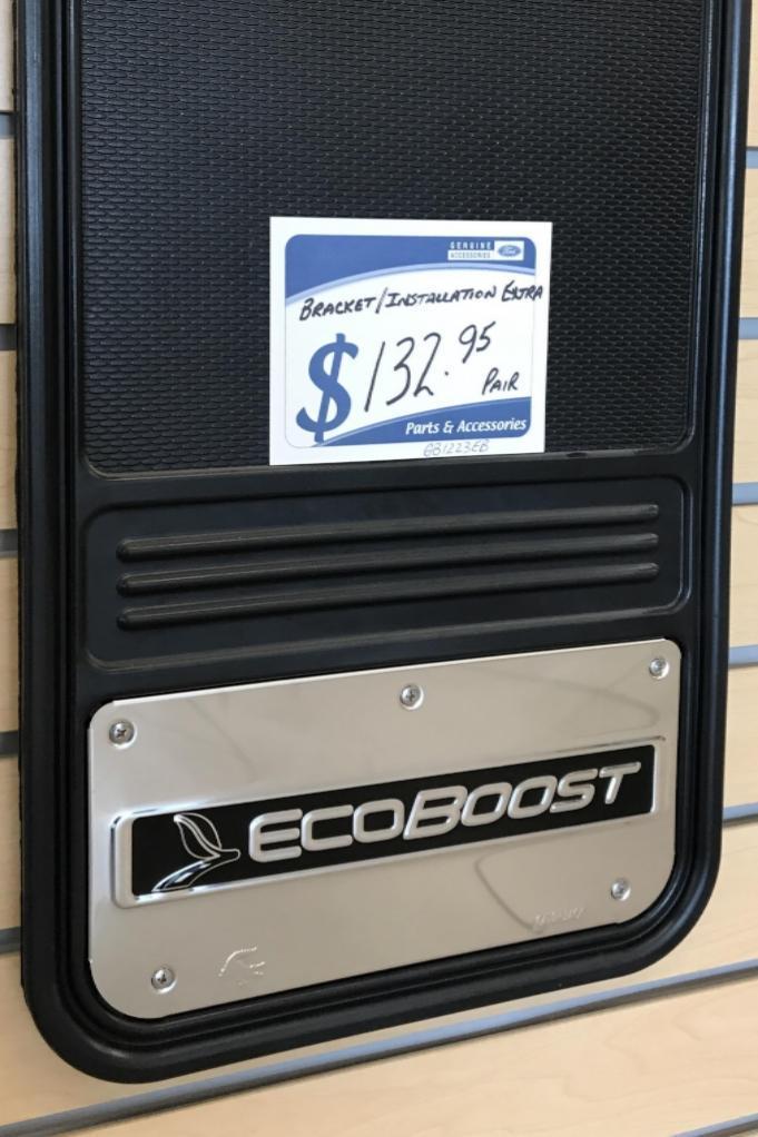 Chrome EcoBoost