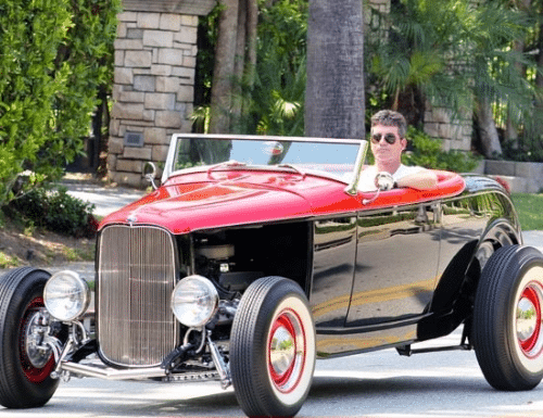 Simon Cowell Ford Model B