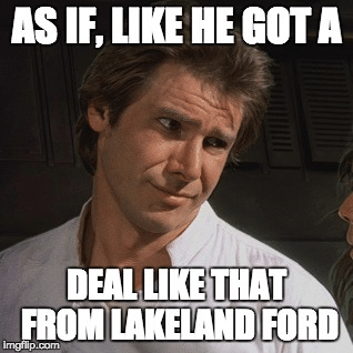 as if lakeland ford